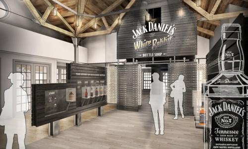 百富门公司 | JACK DANIEL'S | 白兔酒行